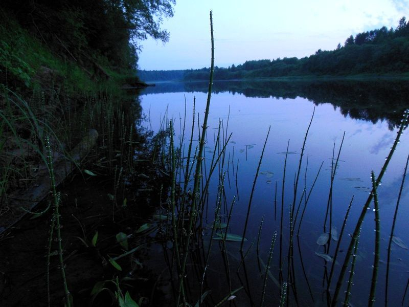 dscn5388 Устья, ночь