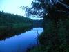 dscn7366 Вечером на речке