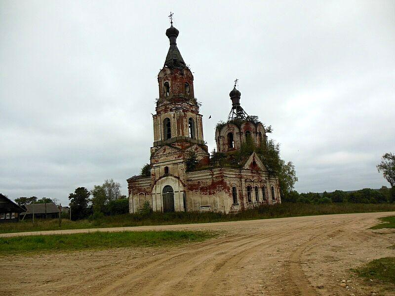 IF Старая церковь